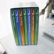 Cine: CURSO COMPLETO DE GOLF PARA EXPERTOS Y PRINCIPIANTES - 7 DVD - ESTUCHE. Lote 209598075