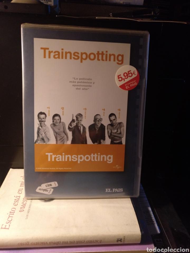 TRAINSPOTTING PRECINTADA (Cine - Películas - DVD)
