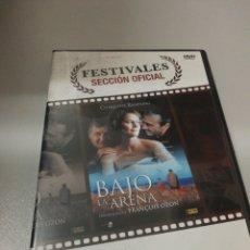 Cinéma: BAJO LA ARENA DVD. Lote 209622208
