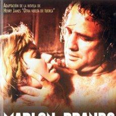 Cine: LOS ÚLTIMOS JUEGOS PROHIBIDOS MARLON BRANDO. Lote 209641753