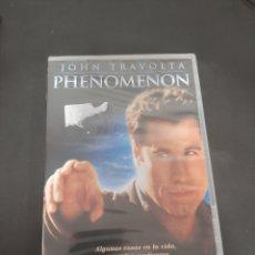 Cinema: REF. 5178 PHENOMENON ‐DVD NUEVO A ESTRENAR. Lote 209683893