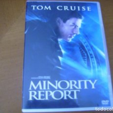 Cine: MINORITY REPORT / DVD. Lote 209710618