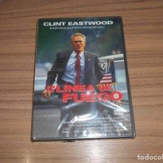 Cine: EN LA LINEA DE FUEGO DVD CLINT EASTWOOD NUEVA PRECINTADA. Lote 235126290