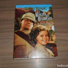 Cine: LA MASCOTA DEL REGIMIENTO DVD DE JOHN FORD SHIRLEY TEMPLE NUEVA PRECINTADA. Lote 253940995