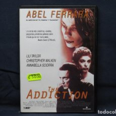 Cine: THE ADDICTION - DVD. Lote 209786118
