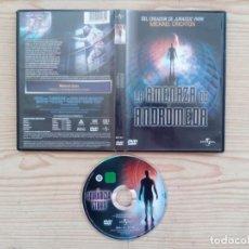 Cinéma: LA AMENAZA DE ANDROMEDA DVD. Lote 209937826