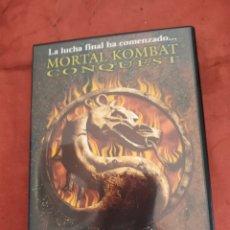 Cine: DVD MORTAL KOMBAT. Lote 209951045
