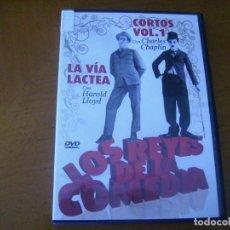 Cine: LOS REYES DE LA COMEDIA / LA VIA LACTEA / - DVD. Lote 209971657