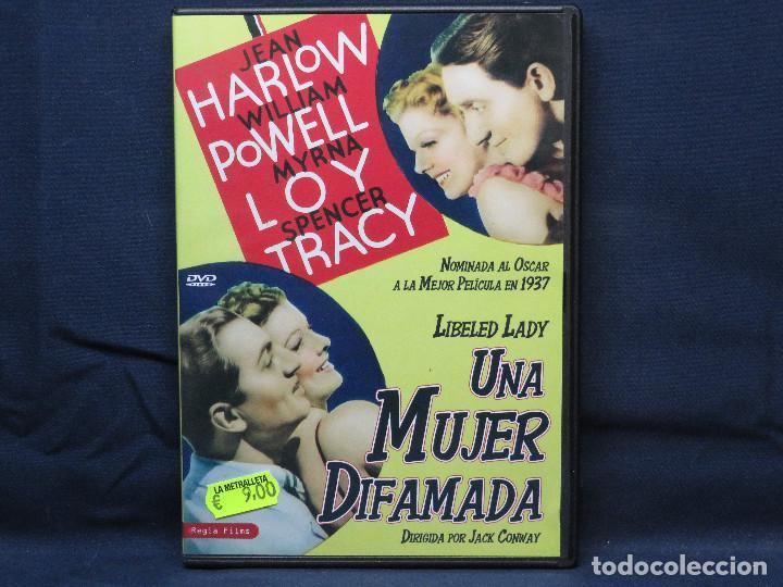 UNA MUJER DIFAMADA - DVD (Cine - Películas - DVD)