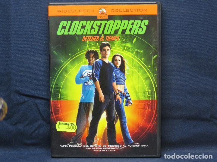 CLOCKSTOPPERS - DVD (Cine - Películas - DVD)