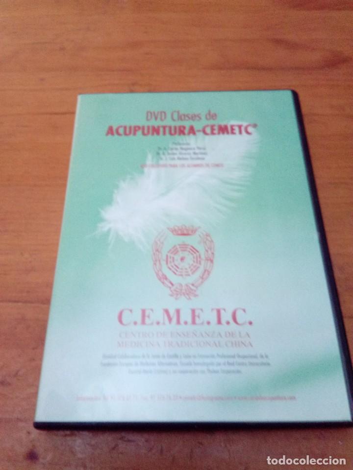 CLASES DE ACUPUNTURA I - CEMETC. SEMINARIO 2. B41DVD (Cine - Películas - DVD)