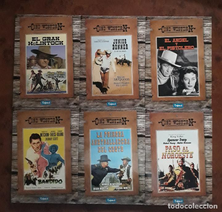 Cine: 30 DVD CINE WESTERNS - Foto 4 - 210002006