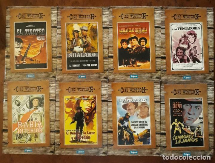 Cine: 30 DVD CINE WESTERNS - Foto 6 - 210002006
