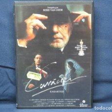 Cinéma: CARACTER - DVD. Lote 210003772