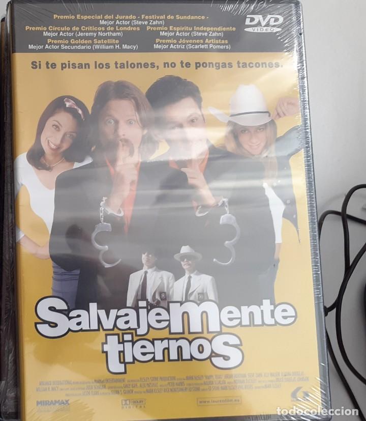 SALVAJEMENTE TIERNOS (Cine - Películas - DVD)