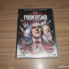 Cinema: PHANTASMA EDICION ESPECIAL 40 ANIVERSARIO DVD + EXTRAS DE DON COSCARELLI TERROR NUEVA PRECINTADA. Lote 210082956