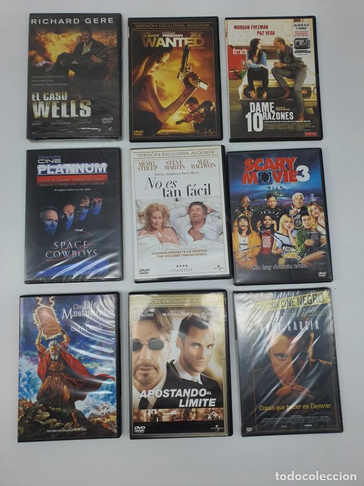 Cine: GRAN LOTE DE 160 PELÍCULAS DVD ( VER FOTOS ) - Foto 6 - 210087765