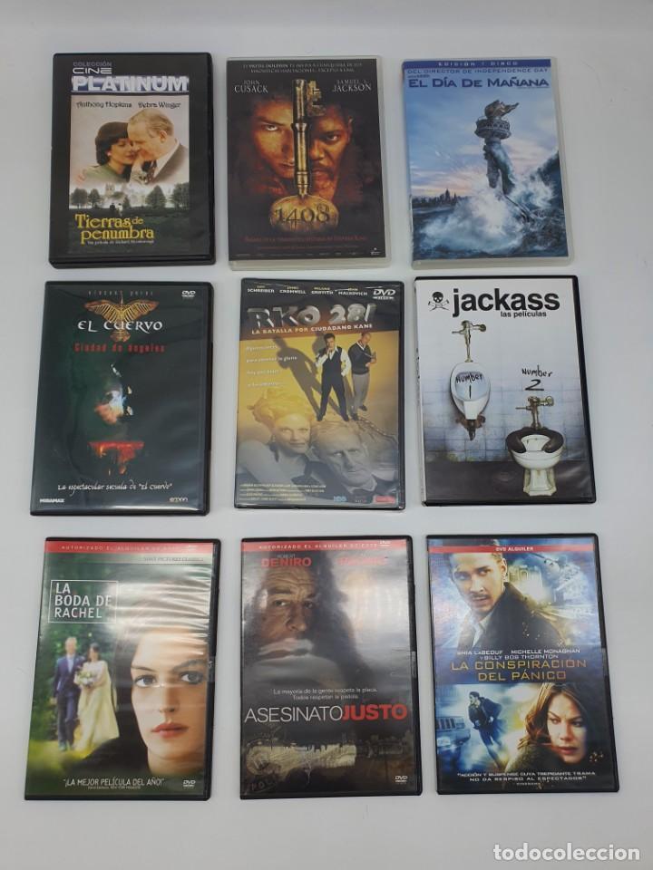 Cine: GRAN LOTE DE 160 PELÍCULAS DVD ( VER FOTOS ) - Foto 7 - 210087765