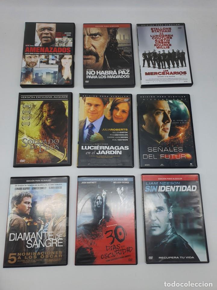 Cine: GRAN LOTE DE 160 PELÍCULAS DVD ( VER FOTOS ) - Foto 8 - 210087765
