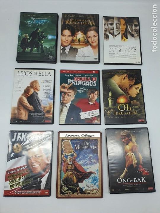 Cine: GRAN LOTE DE 160 PELÍCULAS DVD ( VER FOTOS ) - Foto 10 - 210087765