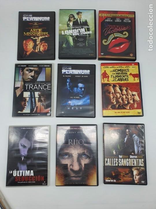 Cine: GRAN LOTE DE 160 PELÍCULAS DVD ( VER FOTOS ) - Foto 11 - 210087765