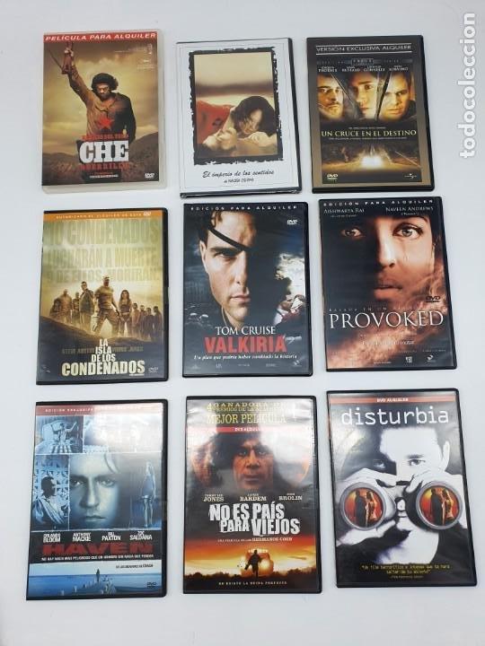 Cine: GRAN LOTE DE 160 PELÍCULAS DVD ( VER FOTOS ) - Foto 12 - 210087765
