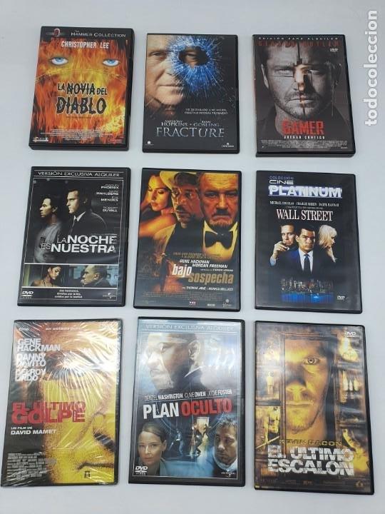 Cine: GRAN LOTE DE 160 PELÍCULAS DVD ( VER FOTOS ) - Foto 13 - 210087765