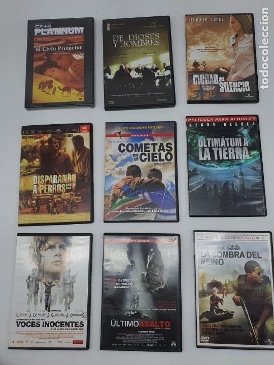 Cine: GRAN LOTE DE 160 PELÍCULAS DVD ( VER FOTOS ) - Foto 14 - 210087765