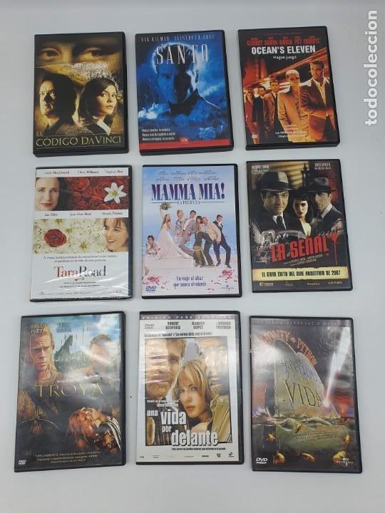 Cine: GRAN LOTE DE 160 PELÍCULAS DVD ( VER FOTOS ) - Foto 15 - 210087765