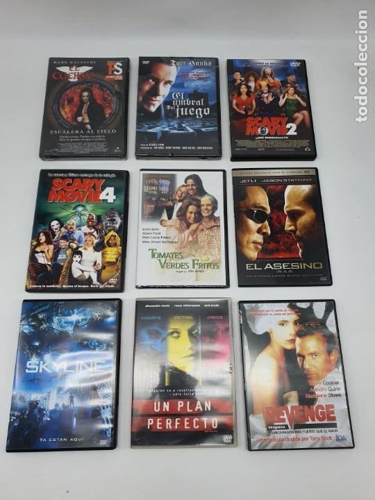 Cine: GRAN LOTE DE 160 PELÍCULAS DVD ( VER FOTOS ) - Foto 16 - 210087765