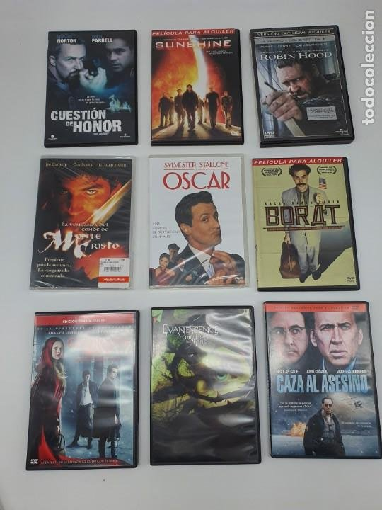 Cine: GRAN LOTE DE 160 PELÍCULAS DVD ( VER FOTOS ) - Foto 17 - 210087765