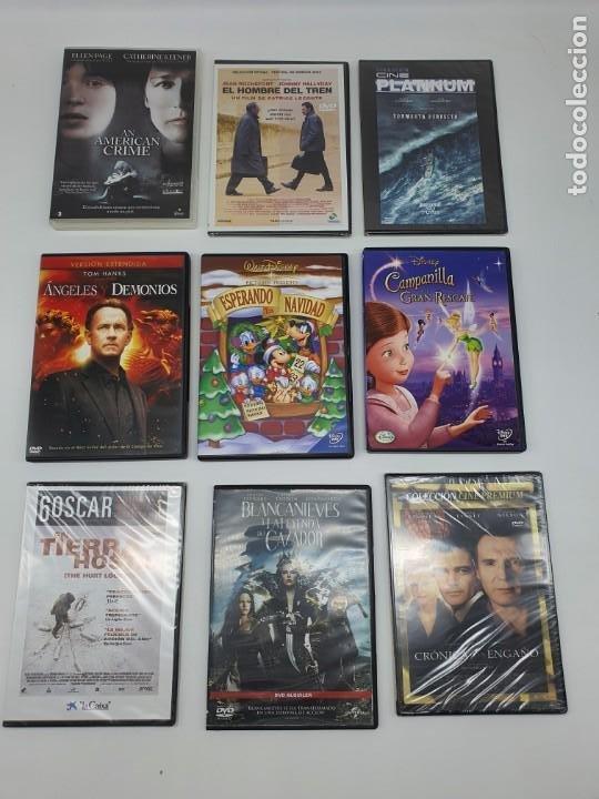 Cine: GRAN LOTE DE 160 PELÍCULAS DVD ( VER FOTOS ) - Foto 18 - 210087765