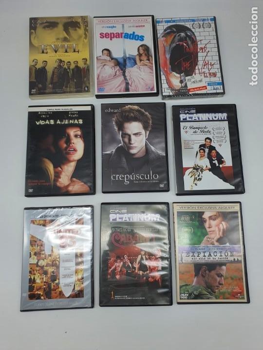 Cine: GRAN LOTE DE 160 PELÍCULAS DVD ( VER FOTOS ) - Foto 19 - 210087765