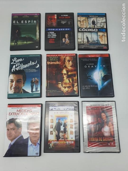 Cine: GRAN LOTE DE 160 PELÍCULAS DVD ( VER FOTOS ) - Foto 20 - 210087765