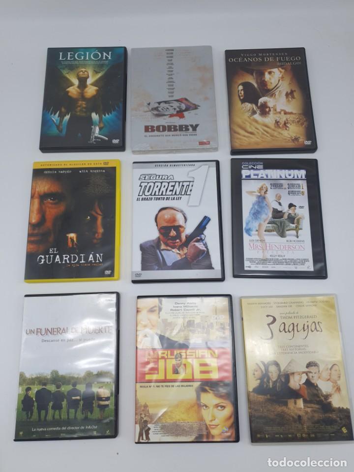 Cine: GRAN LOTE DE 160 PELÍCULAS DVD ( VER FOTOS ) - Foto 22 - 210087765