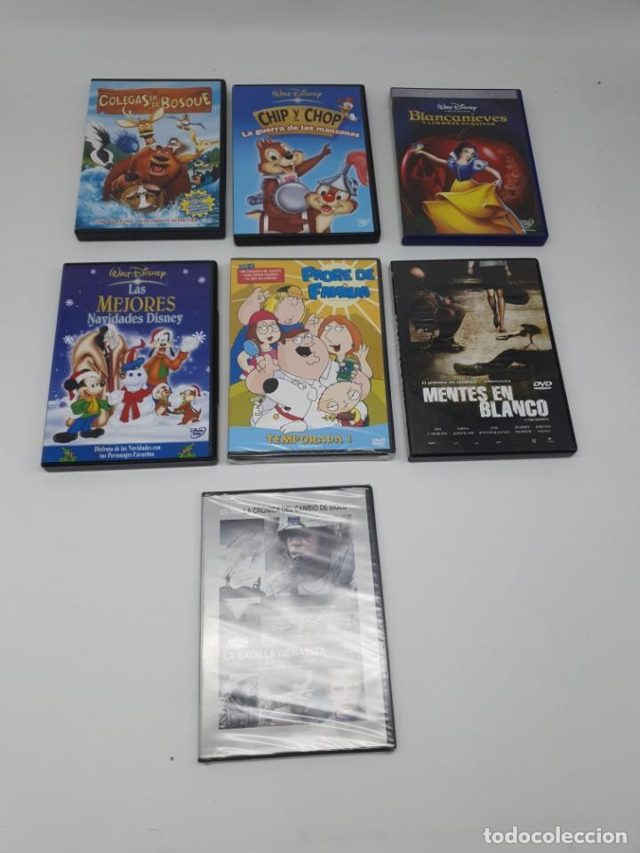 Cine: GRAN LOTE DE 160 PELÍCULAS DVD ( VER FOTOS ) - Foto 23 - 210087765