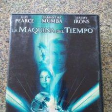 Cine: DVD -- LA MAQUINA DEL TIEMPO --. Lote 210101951
