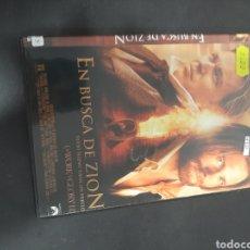Cinéma: DVR. 720 EN BUSCA DE ZION ‐DVD METIDO EN SLIM CON SLICOVER RECOR. Lote 210118030