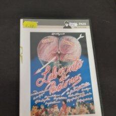 Cinéma: DVR. 806 LABERINTO DE PASIONES  ‐DVD METIDO EN SLIM CON SLICOVER RECOR. Lote 210176043