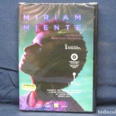 Cine: MIRIAM MIENTE - DVD. Lote 210185375