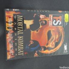 Cine: DVR. 959 MORTAL KOMBAT WARRIORS ?DVD METIDO EN SLIM CON SLICOVER RECOR. Lote 210209190