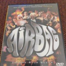 Cine: AIRBAG DVD MUY DESCATALOGADA. Lote 210306278