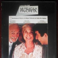 Cine: TODODVD: EL HIJO DE LA NOVIA (RICARDO DARÍN, HÉCTOR ALTERIO, NORMA ALEJANDRO). Lote 210349728
