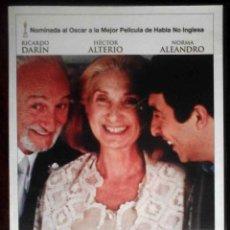 Cine: TODODVD: EL HIJO DE LA NOVIA (RICARDO DARÍN, HÉCTOR ALTERIO, NORMA ALEJANDRO). Lote 210349831