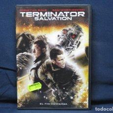 Cine: TERMINATOR SALVATION - DVD. Lote 210362888