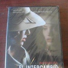 Cine: EL INTERCAMBIO / ANGELINA JOLIE & CLINT EASTWOOD - HECHOS REALES - ENVIO GRATIS. Lote 210475051