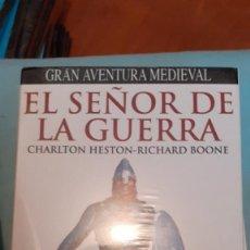 Cine: EL SEÑOR DE LA GUERRA. Lote 210618068