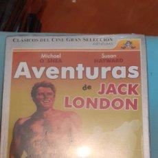Cine: AVENTURAS DE JACK LONDON. Lote 210618116