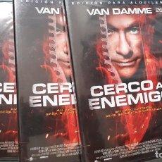 Cine: CERCO AL ENEMIGO. Lote 210618530