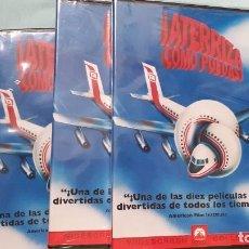 Cine: ATERRIZA COMO PUEDAS. Lote 210618545